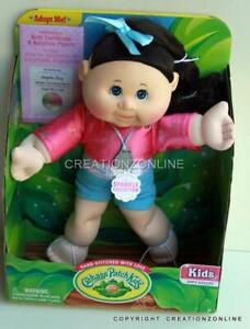 Angela Kay June 21 Cabbage Patch Doll 35 cms + Birth Certificate Adoption Paper