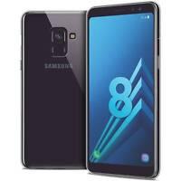"Coque Pour Galaxy A8 (2018) A530 (5.6"") Crystal Souple TPU Gel Transparent Extra"