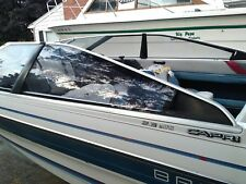 Bayliner Capri 1750 Left Port WINDSHIELD Rear 1987