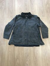 Wax Barbour Bedale Jacket X-Large Grey 46 Inch Chest IN116
