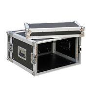 Flight Case Pro Rack 6U JB Systems