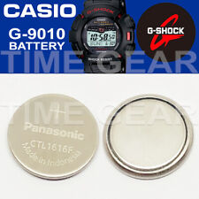Rechargeable Battery / Panasonic Capacitor Casio G-Shock G-9010 Solar Ctl1616F