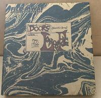 "THE DOORS * ARCHIVAL STORAGE BOX * LONDON FOG * MAY 1966 * 10""/CD * 2016"