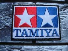 Aufnäher Patch Tamiya Racing Motorsport Autocross Autosport Tuning GT Race FX