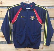 Barcelona Soccer Jacket Men's Size Medium