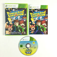 Jeu Cartoon Network Punch Time Explosion Xbox 360 (Ben 10, Les Supers Nanas...)