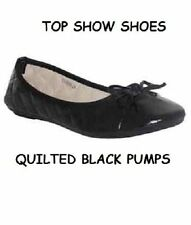 Chix Ballerinas Synthetic Leather Shoes for Women