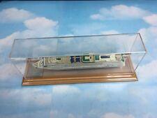 NCL NORWEGIAN STAR  Model cruise ship scale replica 1:1200