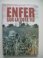 39/45 Livre heimdal Enfer sur la côte 112 Normandie 44 WWII