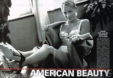Coupure de Presse Clipping 2000 (6 pages) American Beauty par Sante d'Orazio