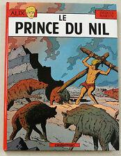 Alix Le Prince du Nil Jacques MARTIN éd Casterman rééd