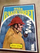 Vintage 1977 221B Baker Street el maestro Detective Juego. por John N. Hansen