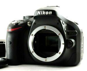 """""""Almost MINT"""" Nikon D5200 24.1MP Digital SLR Camera from Japan"""