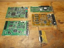 Lot Of Computer Sound Cards, ETC.