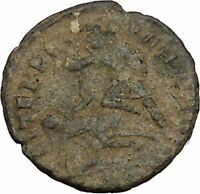 CONSTANTIUS II son of Constantine the Great Ancient Roman Coin Battle i42745