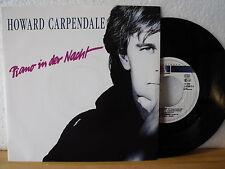 """7"""" Single - HOWARD CARPENDALE - Piano in der Nacht - Vinyl ist neuwertig"""