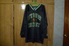 Rare Dallas Stars Starter NHL Vintage Retro Hockey Jersey Hip Hop 90s Men Size L