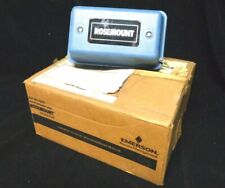 New In BOX ~ ROSEMOUNT ANALYTICAL EMERSON PROCESS MANAGEMENT JUNCTION BOX 23550