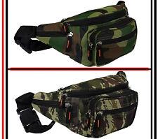 Gürteltasche Bauchtasche Sport Reise Outdoor Nato Army Camouflage Muster *8713*