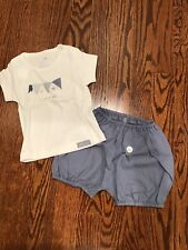 Elfie And Fate Top And Bloomers 6m Nwt