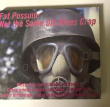 Fat Possum: Not Same Old Blues Crap (sampler) / Va by Various Artists (Cd, 1998)