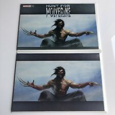 Hunt For Wolverine 1 Gabrielle Dell'Otto Variant Set Nm