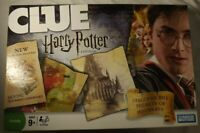Clue: Harry Potter Edition Board Game (2008) Parts & Pieces Only - You Choose