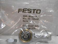 New listing 1 New Festo Sgs M12 X 1.25 009262