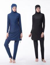 Women Muslim Full Coverage Modest Swimwear Arab Islamic Swimsuit Hijab Swimsuit
