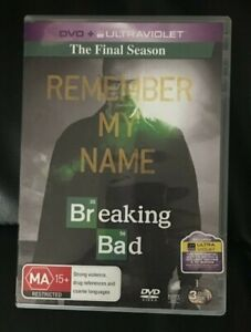 Breaking Bad : Season 6 (DVD, 2013, 3-Disc Set) VGC Region 4 No UVC