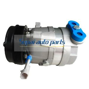 New A/C Compressor For OPEL Astra F Calibra Omega Vectra Chevrolet Daewoo LEGANZ