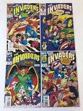 1993 Marvel THE INVADERS #1 2 3 4 ~ FULL SET