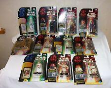 lot de 11 figurine star wars episode 1 Hasbro  box 1999
