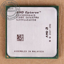 AMD Opteron 180 - 2.4 GHz (osa180daa6cd) 939 socket CPU Processor 1000 MHz