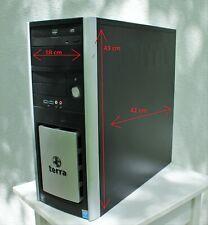 PC-Gehäuse Tower Terra  mit Front-USB 3.0 Laufwerke CD/DVD Writer