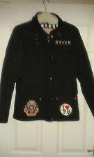 Womens Long Sleeved Jacket - Paul's Boutique Denim - Kings Of Custom - Black S