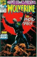 Marvel Comics Presents # 114 (Wolverine / Typhoid Mary) (USA, 1992)