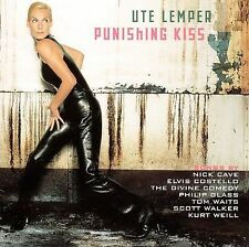 2 CD lot - Punishing Kiss - Ute Lemper [Vocalist] used CD and Illusions 1992