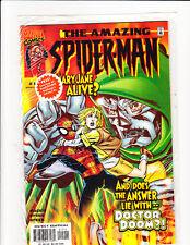 AMAZING SPIDER-MAN V2 15 SEALED BABBAGES VARIANT MACKIE BYRNE DR. DOOM MARY JANE