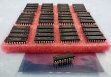 4pcs new old stock 4464 / 41464 ram chips for Sinclair ZX Spectrum +2A/+2B/+3