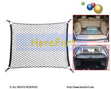 Car Trunk Rear Cargo Organizer Storage Net Flexible  SUV 4600mm≤length ≤5000mm