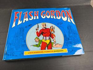 Fa20 Flash Gordon Età D'loro del fumetto italiano Garzanti