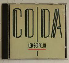 Led Zeppelin Coda CD Alemania 2003