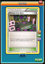 RA Virbank City Gym 126/135 - Pokemon TradingCard Game PTCGO Digital card online