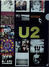 first press incl A4 clear file U2 How To Dismantle An Atomic Bomb *SEALED SHM CD
