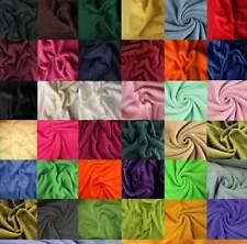 FLEECE Stoff Antipilling in 37 Farben Meterware weich Kleidung Decke Mütze