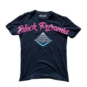 Black Pyramid T-Shirt - Small