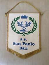 GAGLIARDETTO UFFICIALE CALCIO A.S. SAN PAOLO BARI 1995