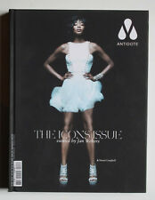 ANTIDOTE THE ICONS ISSUE BY JAN WELTERS NAOMI CAMPBELL 2012 ISADORA KATE MOSS