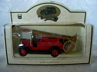 1934 DENNIS FIRE ENGINE - Chevron Lledo 1/64 Diecast Collectible Model - RARE